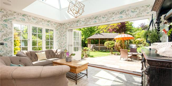 Guide Price £1,200,000, 4 Bedroom Town House For Sale in Staines-upon-Thames, TW19