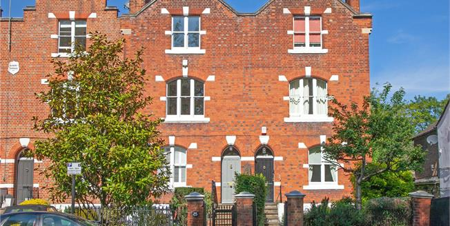 Guide Price £2,000,000, 4 Bedroom Terraced House For Sale in Windsor, SL4