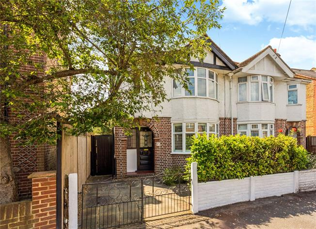 Guide Price £700,000, 3 Bedroom Semi Detached House For Sale in Windsor, SL4