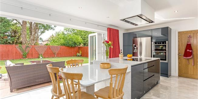 Offers in excess of £800,000, 4 Bedroom Detached House For Sale in Old Windsor, SL4