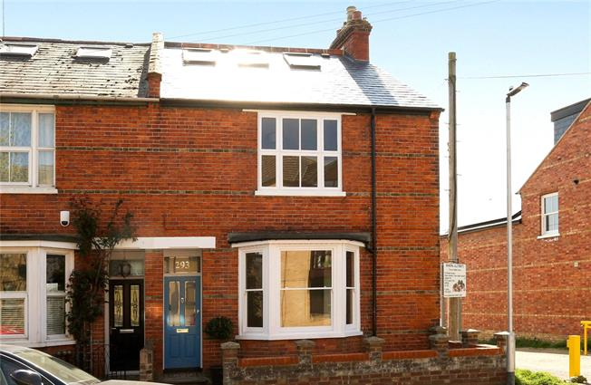 Offers in excess of £800,000, 4 Bedroom House For Sale in Windsor, SL4