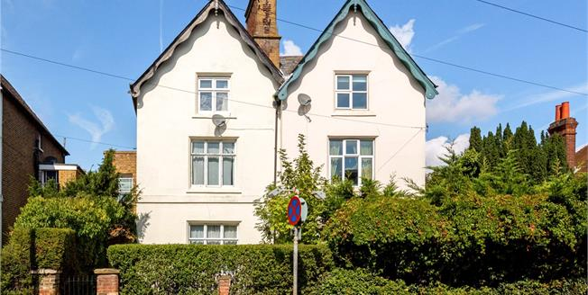 Guide Price £1,150,000, 6 Bedroom Semi Detached House For Sale in Windsor, SL4