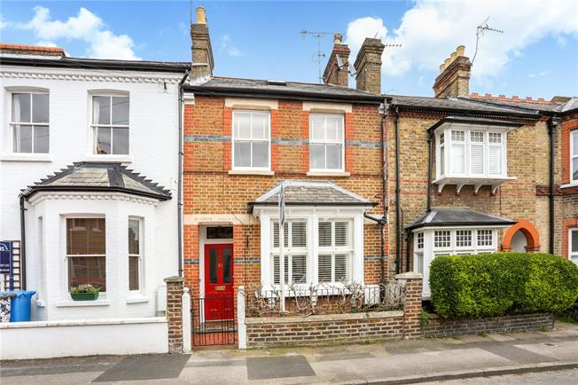 Guide Price £735,000, 4 Bedroom Terraced House For Sale in Windsor, SL4