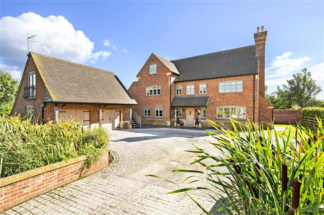 Offers in excess of £1,500,000, 6 Bedroom Detached House For Sale in Warwickshire, CV36