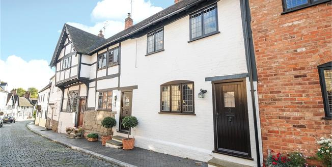 Offers in excess of £499,950, 3 Bedroom Terraced House For Sale in Warwickshire, CV34