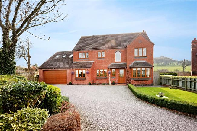 Asking Price £750,000, 5 Bedroom Detached House For Sale in Stratford-upon-Avon, Warw, CV37