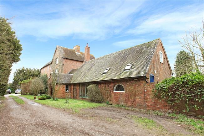Offers in excess of £679,950, 6 Bedroom Semi Detached House For Sale in Stratford-upon-Avon, Warw, CV37