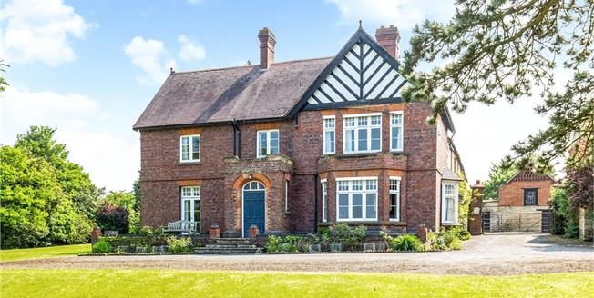Offers in excess of £1,200,000, 6 Bedroom Semi Detached House For Sale in Warwickshire, CV35