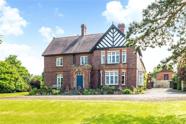 Fixed Price £1,200,000, 6 Bedroom House For Sale in Warwick, CV35