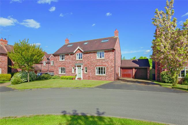 Asking Price £600,000, 6 Bedroom Detached House For Sale in Stratford-upon-Avon, Warw, CV37