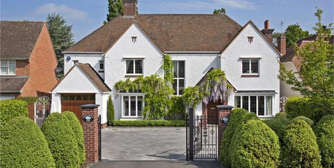Asking Price £1,350,000, 4 Bedroom Detached House For Sale in Warwickshire, CV37