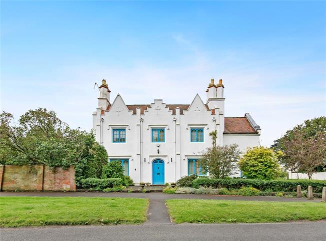 Offers in excess of £1,100,000, 4 Bedroom Detached House For Sale in Stratford-upon-Avon, CV37
