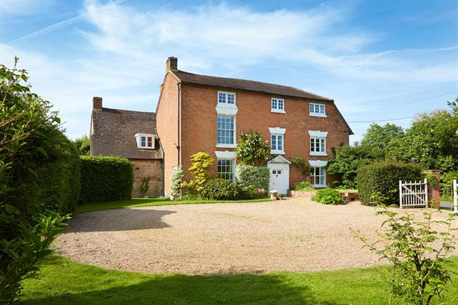 Asking Price £1,150,000, 7 Bedroom Detached House For Sale in Leamington Spa, CV33