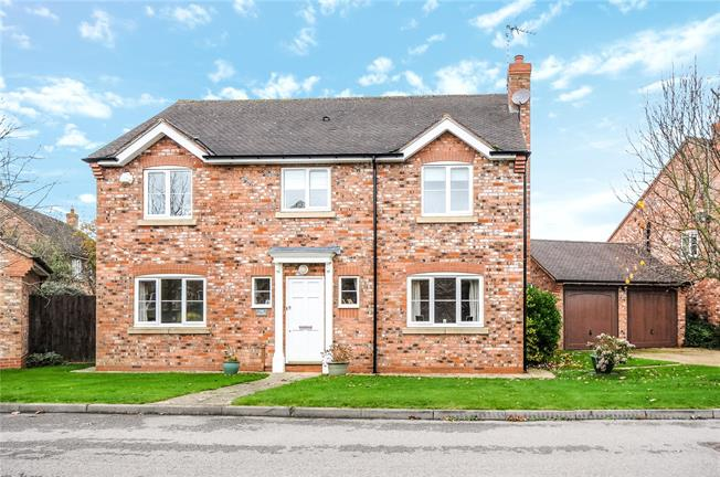 Offers in excess of £425,000, 4 Bedroom Detached House For Sale in Long Marston, CV37