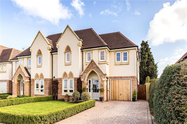 Asking Price £700,000, 4 Bedroom Semi Detached House For Sale in Stratford-upon-Avon, CV37