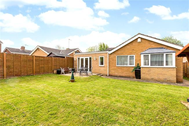 Offers in excess of £475,000, 3 Bedroom Bungalow For Sale in Stratford-upon-Avon, CV37