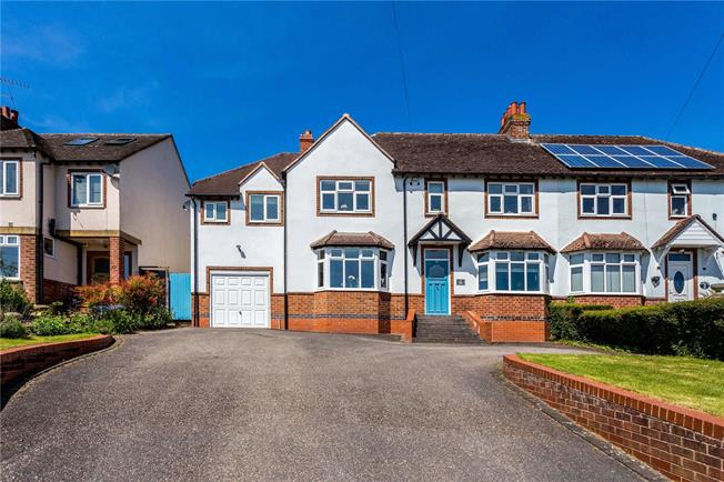 Offers in excess of £525,000, 5 Bedroom Semi Detached House For Sale in Stratford-upon-Avon, CV37