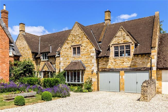 Guide Price £900,000, 5 Bedroom Detached House For Sale in Newbold on Stour, CV37