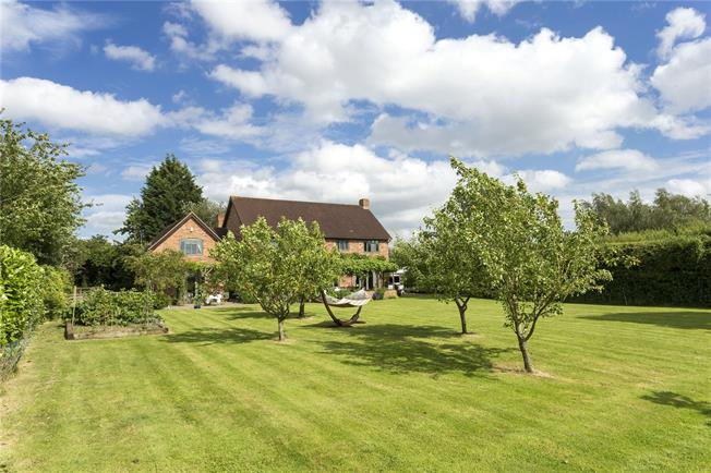 Guide Price £950,000, 7 Bedroom Detached House For Sale in Welford on Avon, CV37