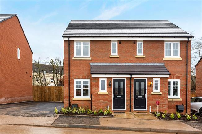 Offers in excess of £250,000, 2 Bedroom Semi Detached House For Sale in Stratford-upon-Avon, CV37