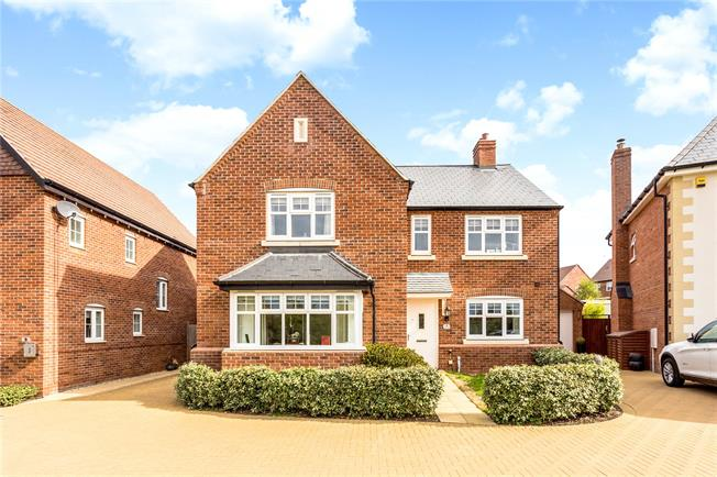 Offers in excess of £540,000, 5 Bedroom Detached House For Sale in Bishopton, CV37