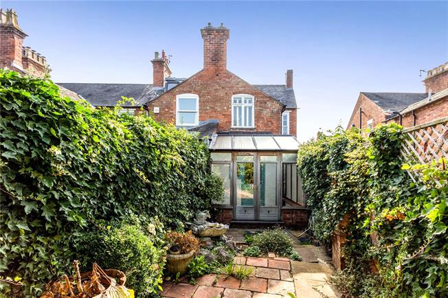Offers in excess of £425,000, 3 Bedroom End of Terrace House For Sale in Stratford-upon-Avon, CV37