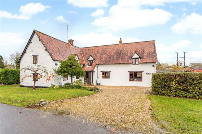 Offers in excess of £725,000, 5 Bedroom Detached House For Sale in Pillerton Hersey, CV35