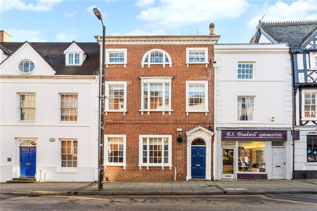 Offers in excess of £600,000, 4 Bedroom Terraced House For Sale in Warwick, CV34