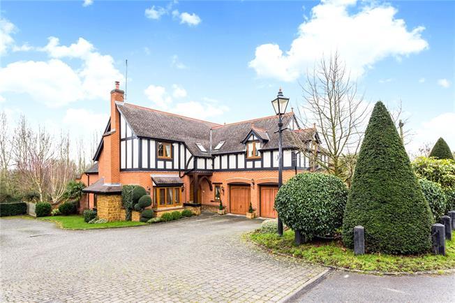 Guide Price £1,400,000, 5 Bedroom Detached House For Sale in Birdingbury, CV23