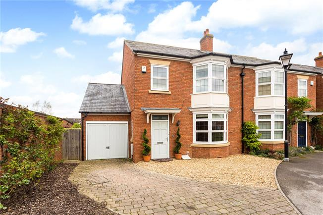 Guide Price £675,000, 3 Bedroom Semi Detached House For Sale in Stratford-upon-Avon, CV37