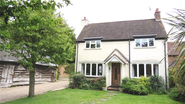 Offers in excess of £700,000, 4 Bedroom Detached House For Sale in Wasperton, CV35