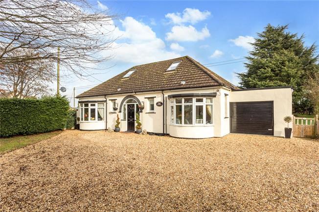 Asking Price £600,000, 4 Bedroom Detached House For Sale in Stratford-upon-Avon, CV37