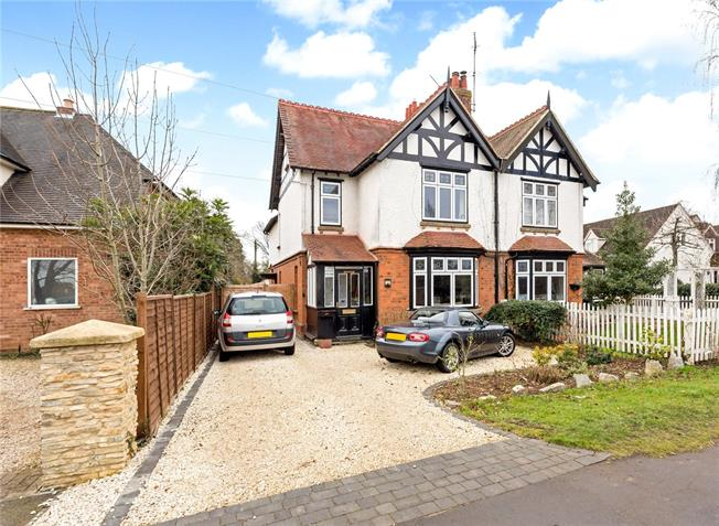 Asking Price £575,000, 4 Bedroom Semi Detached House For Sale in Clifford Chambers, CV37