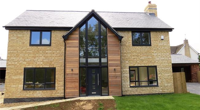 Guide Price £650,000, 4 Bedroom Detached House For Sale in Shipston-on-Stour, CV36