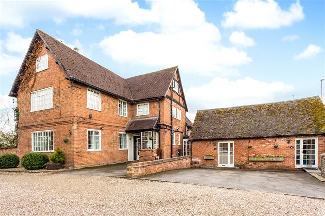 Guide Price £795,000, 7 Bedroom Detached House For Sale in Coughton, B49