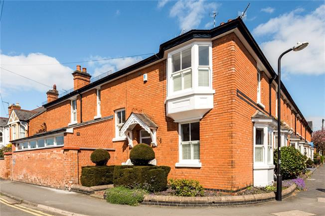 Asking Price £625,000, 3 Bedroom End of Terrace House For Sale in Stratford-upon-Avon, CV37