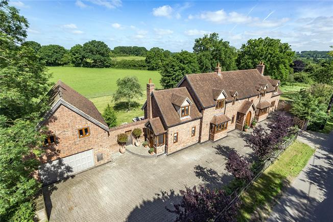 6 Bedroom Detached House For Sale in Henley-in-Arden for