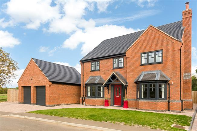 Guide Price £665,000, 4 Bedroom Garage For Sale in Clifford Chambers, CV37