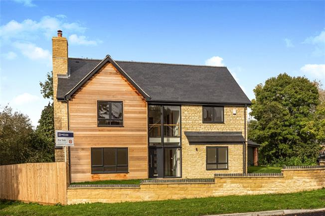 Guide Price £675,000, 4 Bedroom Detached House For Sale in Tredington, CV36