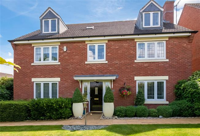 Offers in excess of £695,000, 5 Bedroom Detached House For Sale in Shipston-on-Stour, CV36