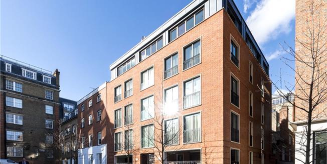Asking Price £2,995,000, 2 Bedroom Flat For Sale in London, W1K