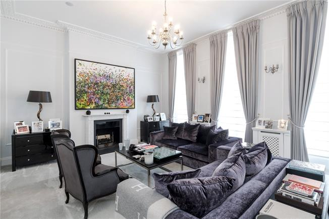 Asking Price £7,500,000, 6 Bedroom House For Sale in London, W1H