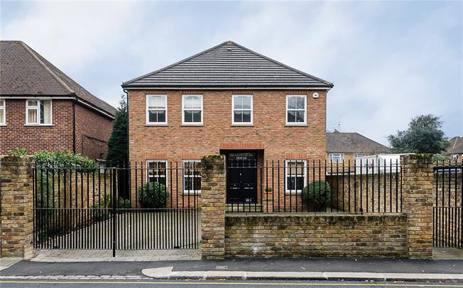 Asking Price £1,999,950, 5 Bedroom Detached House For Sale in London, W5