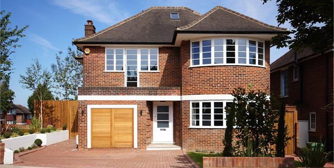 Price on Application, 6 Bedroom Detached House For Sale in Ealing, W5