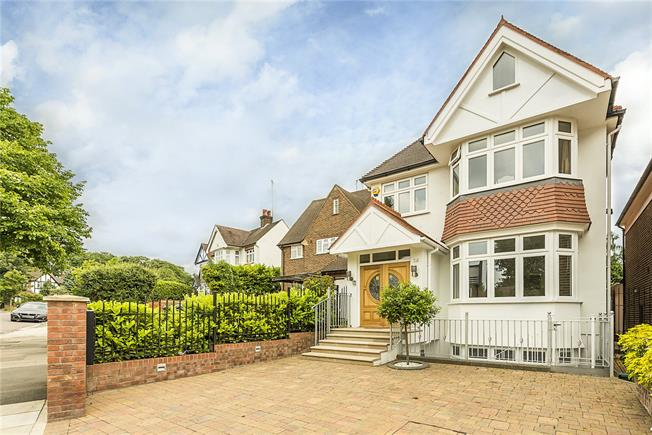 Price on Application, 6 Bedroom Detached House For Sale in London, W5