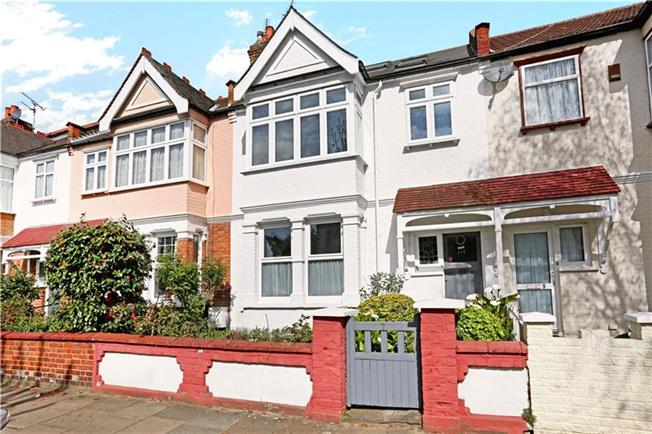 Offers in excess of £900,000, 5 Bedroom Terraced House For Sale in London, W13