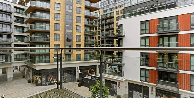 Asking Price £825,000, 2 Bedroom Flat For Sale in London, W5