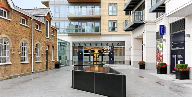 Offers in excess of £500,000, 1 Bedroom Flat For Sale in Longfield Avenue, London, W5