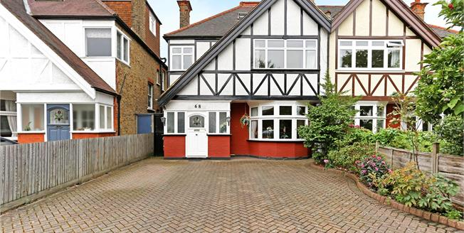 Asking Price £1,500,000, 7 Bedroom Semi Detached House For Sale in Ealing, W13