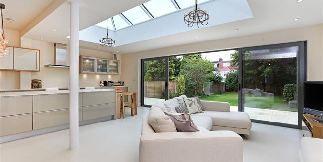Offers in excess of £1,999,950, 6 Bedroom Detached House For Sale in Ealing, W5
